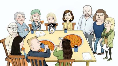 La Familia Terapéutica